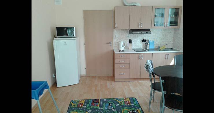 Квартира-студия, г. Теплице, Липовая