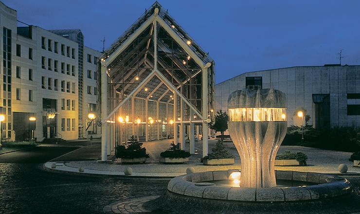 Знаменитый курорт Теплице, Чехия