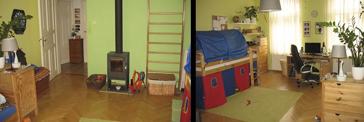 Дом (на 3 кв.), Jankovcova, Šanov,г. Теплице