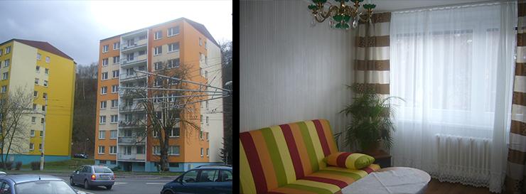 2к.кв., г. Теплице, Писечная